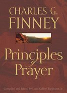 Principles of Prayer eBook