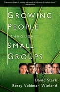 Growing People Through Small Groups eBook