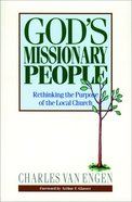 God's Missionary People eBook