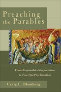 Preaching the Parables eBook