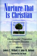 Nurture That is Christian eBook