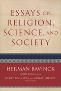 Essays on Religion, Science, and Society eBook