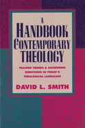 A Handbook of Contemporary Theology eBook