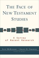 The Face of New Testament Studies eBook