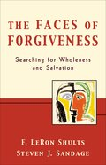 The Faces of Forgiveness eBook