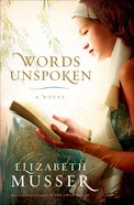 Words Unspoken eBook