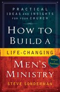 How to Build a Life-Changing Men's Ministry eBook