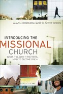 Introducing the Missional Church eBook