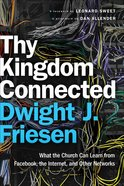 Thy Kingdom Connected eBook