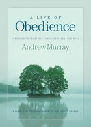 A Life of Obedience eBook