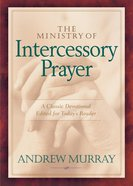 The Ministry of Intercessory Prayer eBook