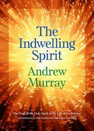 The Indwelling Spirit eBook