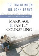 The Quick Reference Guide to Marriage and Family Counseling eBook