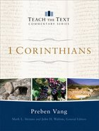 1 Corinthians (Teach The Text Commentary Series) eBook