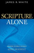 Scripture Alone eBook