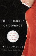 The Children of Divorce eBook