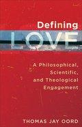 Defining Love eBook