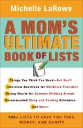 A Mom's Ultimate Book of Lists eBook