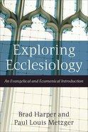 Exploring Ecclesiology eBook
