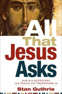 All That Jesus Asks eBook