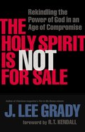 The Holy Spirit is Not For Sale eBook