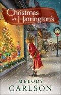 Christmas At Harrington's eBook