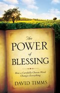 The Power of Blessing eBook