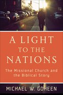 A Light to the Nations eBook