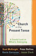 Church in the Present Tense eBook