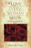 The Love Every Woman Needs eBook