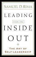 Leading From the Inside Out eBook