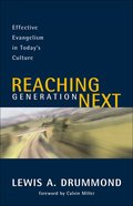 Reaching Generation Next eBook