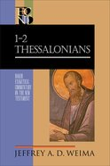 1-2 Thessalonians (Baker Exegetical Commentary On The New Testament Series) eBook