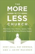 The More-With-Less Church eBook