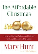 The Affordable Christmas eBook