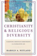Christianity and Religious Diversity eBook