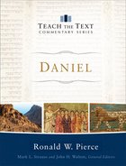 Daniel (Teach The Text Commentary Series) eBook
