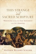 This Strange and Sacred Scripture eBook