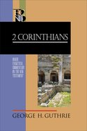 2 Corinthians (Baker Exegetical Commentary On The New Testament Series) eBook