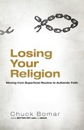Losing Your Religion eBook