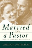 Married to a Pastor eBook