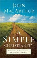 A Simple Christianity eBook