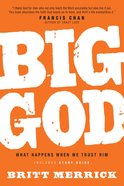 Big God With Study Guide eBook
