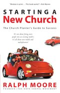 Starting a New Church eBook