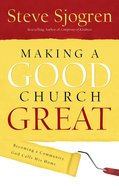 Making a Good Church Great eBook