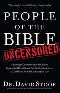 People of the Bible Uncensored eBook