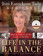 Life in the Balance Leader's Guide eBook