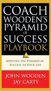 Coach Wooden's Pyramid of Success Playbook eBook