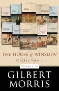 Books 1-10 (#01 in The House Of Winslow Collection Series) eBook