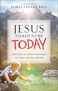 Jesus Talked to Me Today eBook
